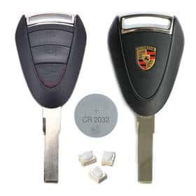 Porsche 3 button repair kit