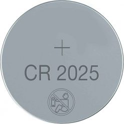 CR2025 Remote Car Key Fob Replacement Battery