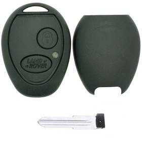 Land Rover 2 button case and blade with Logo